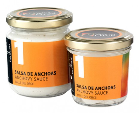 SALSA DE ANCHOAS