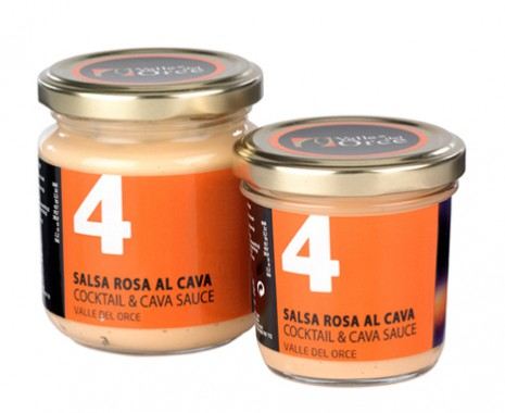 SALSA ROSA AL CAVA